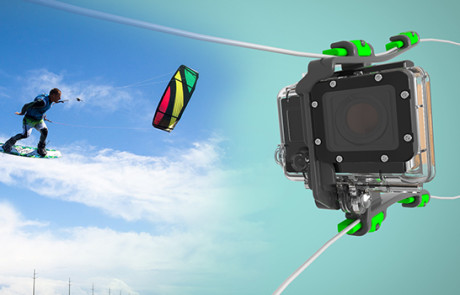 Camrig GoPro Mount Design