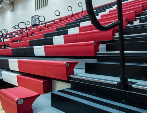 Seating Design for Bleachers a Crowd Favorite