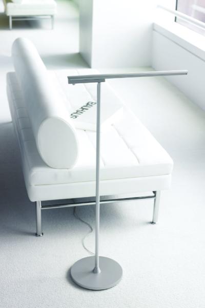 Teknion Conflux LED light design floor lamp version