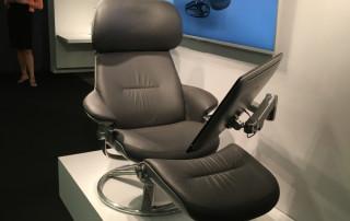 Humanscale Diffrient Lounge Chair Design Development