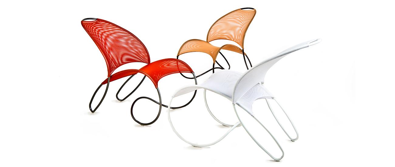 Loop Chair Design by Bill Pedersen
