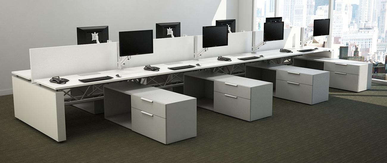 Office Desk Storage System