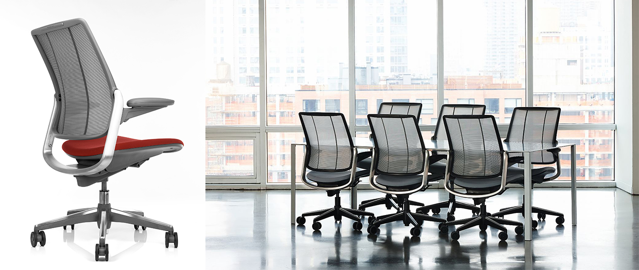 Upscale office chairs product development